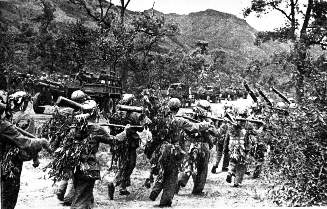 Korean War North Korean Soldiers